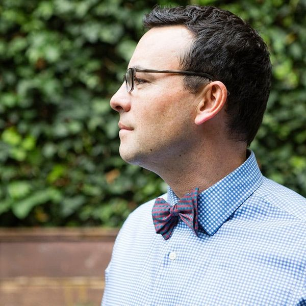 Make Your Dad a Bow Tie in Under 30 Minutes!