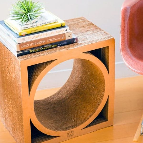 21 Pieces of Furniture Made From Cardboard (Yes, Seriously!)