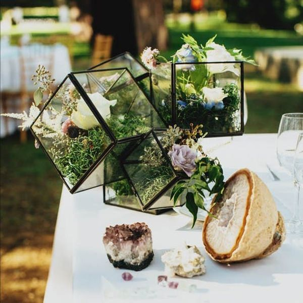 7 Ways to Showcase #GoodWeddingVibes with Crystals