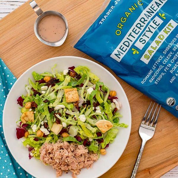 9 Trader Joe's Salad Kits That Are Definitely Worth Buying