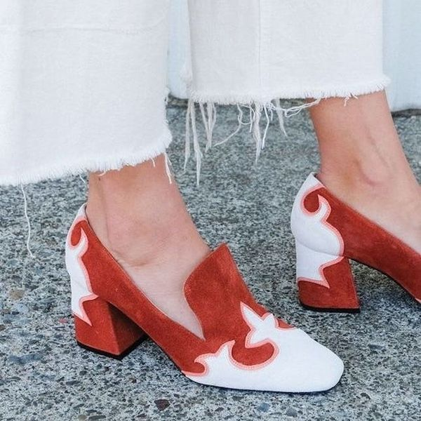 22 Embroidered Shoes to Take You From Summer to Fall