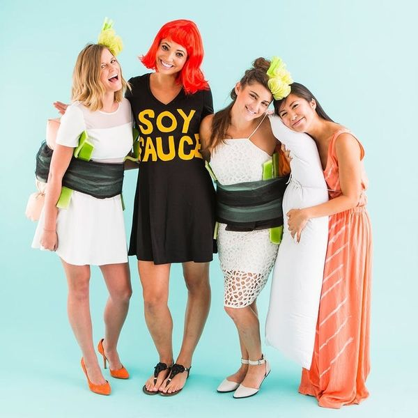 45 Adult DIY Halloween Costume Ideas That Will Win *ALL* the Contests