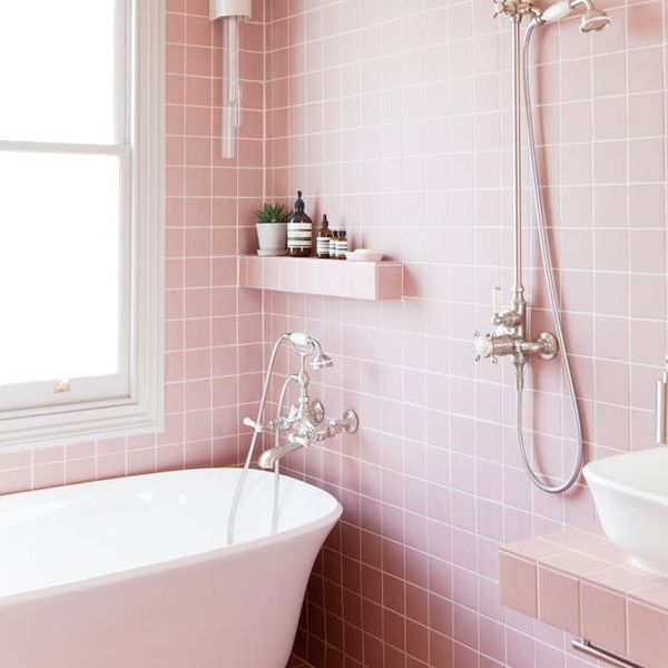 Gorgeous Statement Tile That Will Give You #BathroomEnvy