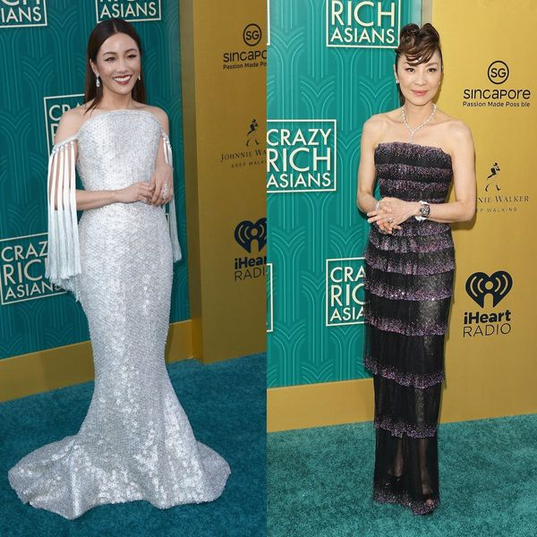All the Best Looks from the 'Crazy Rich Asians' Premiere