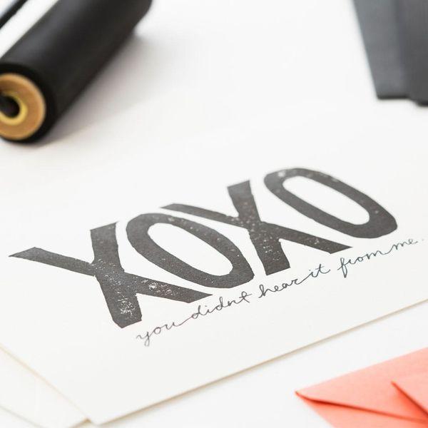 Get Free Printables to Make Beautiful, Block-Printed Valentines