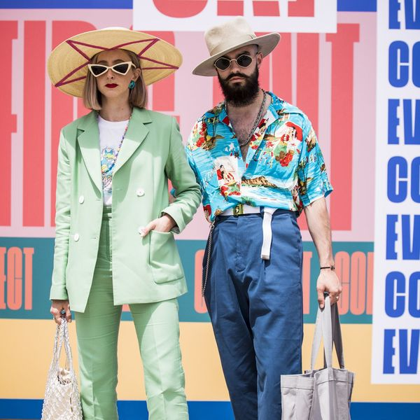 How to Pull Off a Summer Suit Like an Influencer