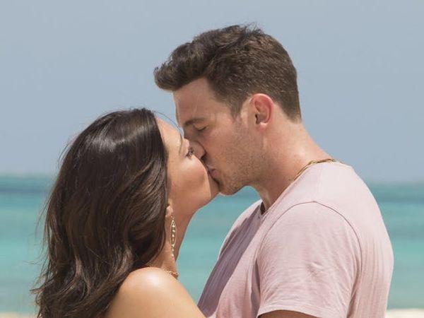 Relive Becca Kufrin's 'Bachelorette' Romances With Blake and Garrett