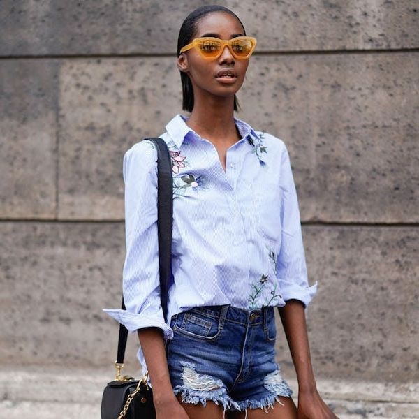 How to Wear Shorts Like an Influencer