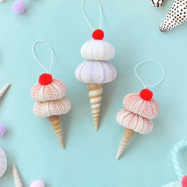 8 Seashell DIYs for Your Mermaid Crafting Goals