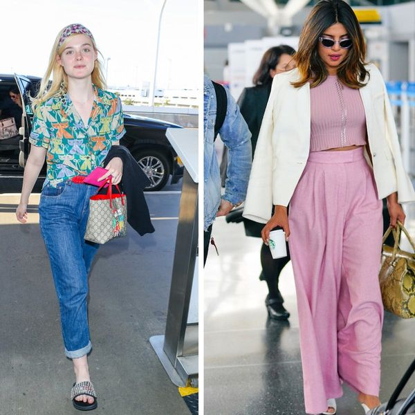 Celebrity Airport Outfits You Should Copy for Your Summer Vacay