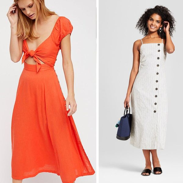 18 Side-Button Summer Fashion Buys to Shop Now