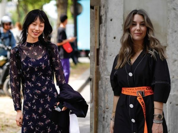 How to Get Away With Wearing All Black All Summer Long