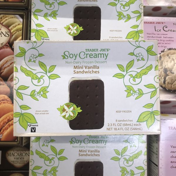 The Best Frozen Treats at Trader Joe's to Keep Cool This Summer