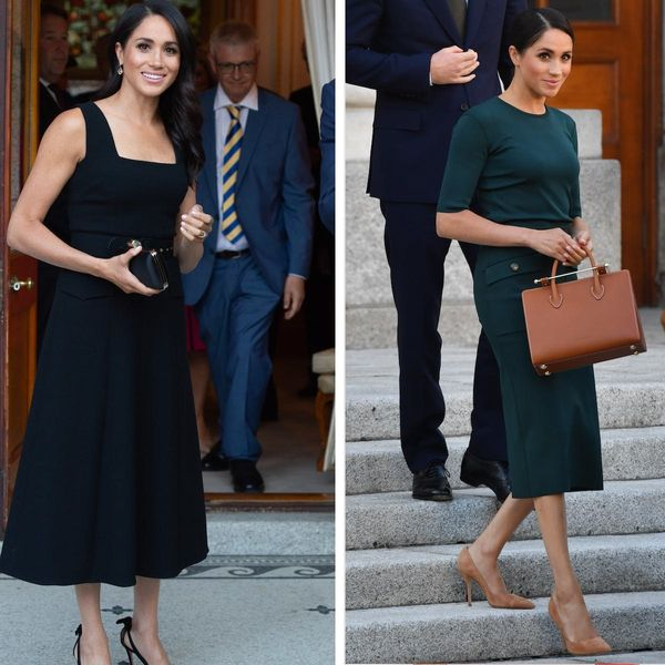 Meghan Markle's Ireland Tour Looks Are the Epitome of Minimalist Royal Style