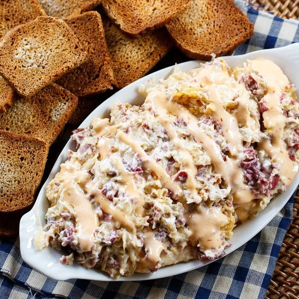 19 Easy Slow-Cooker Dip Recipes for Tailgating