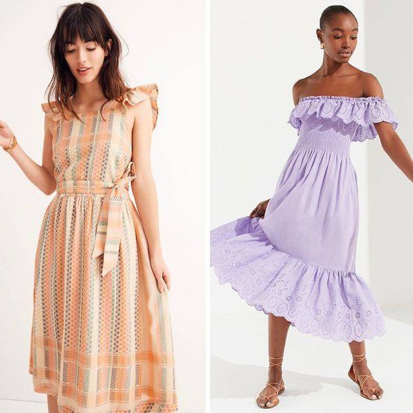 26 Honeymoon Dresses to Pack After the Wedding