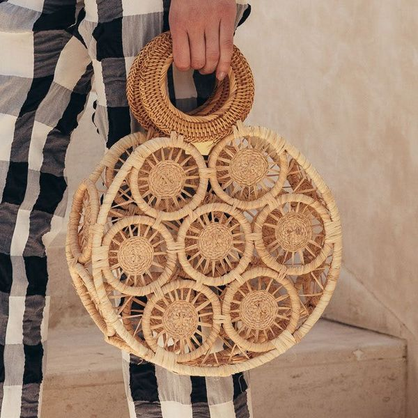 16 Straw Bags That Are So 2018