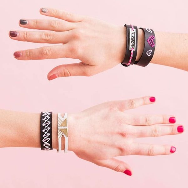 How to Make Leather Friendship Bracelets