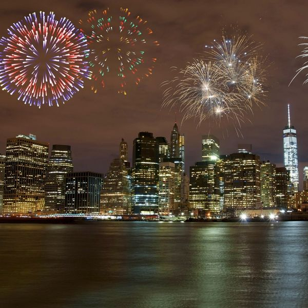 The Best 4th of July Fireworks Around the Country