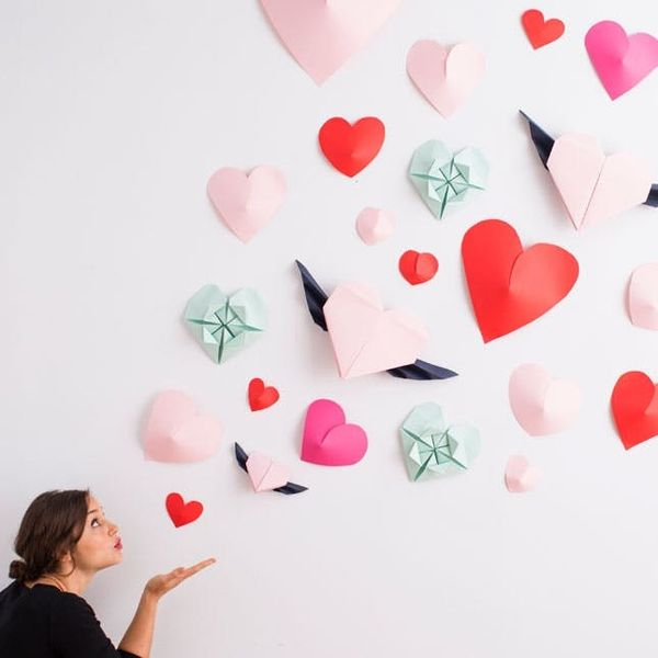 How to Make the Sweetest Photo Backdrop Ever