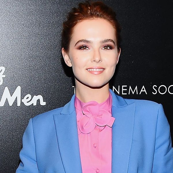 Proof That Zoey Deutch Is Low-Key Dominating Red Carpet Style