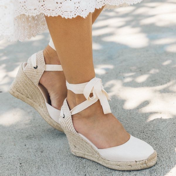 How to Spend Under $100 on Your Wedding Day Shoes