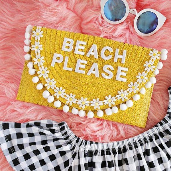 11 Easy Beach-Day DIYs You *Need* This Summer