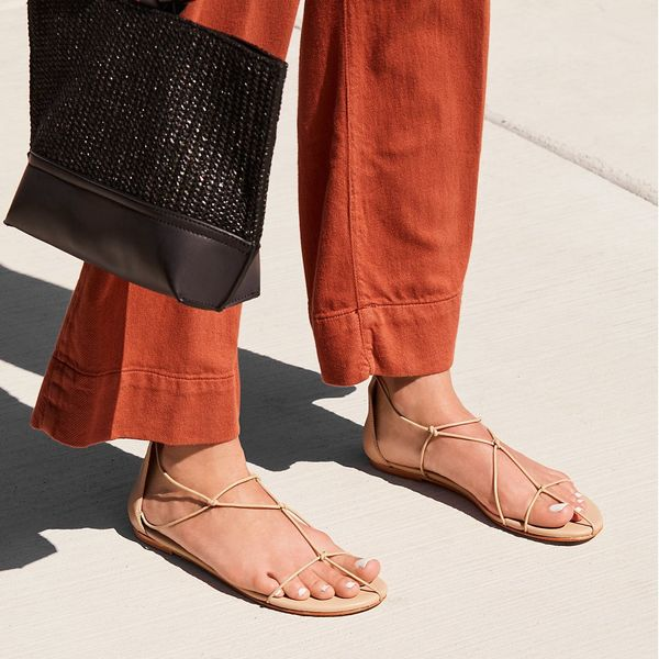 16 Barely There Strappy Sandals to Strut in All Summer Long