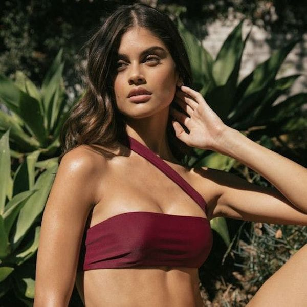 Meet the Minimalist Swimwear Brand That Protects You from the Sun