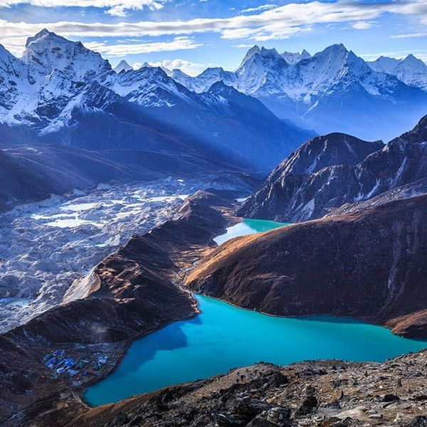 8 Spectacular Mountain Ranges You Need to Put on Your Bucket List