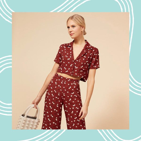 This Summer Trend Is Replacing the Jumpsuit and We're 100 Percent Here for It