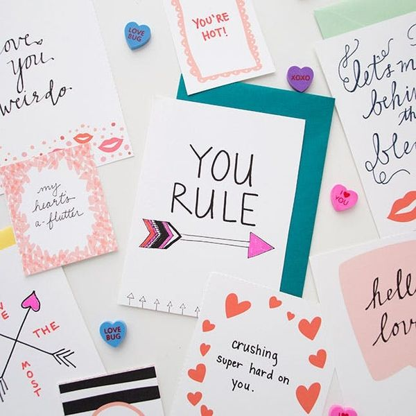 Make Your Own Hand-Lettered Valentines (+ Free Printables!)