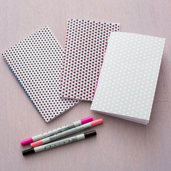 Take Note! This Is How to Make a DIY Notebook