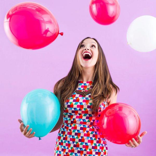 Homemakers Sneak Peek: The Ultimate Balloon Backdrop