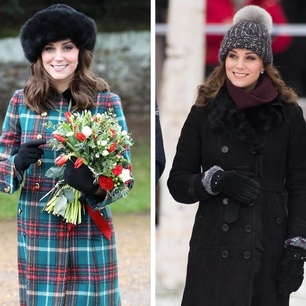 All of Kate Middleton's Winter Coats Ranked