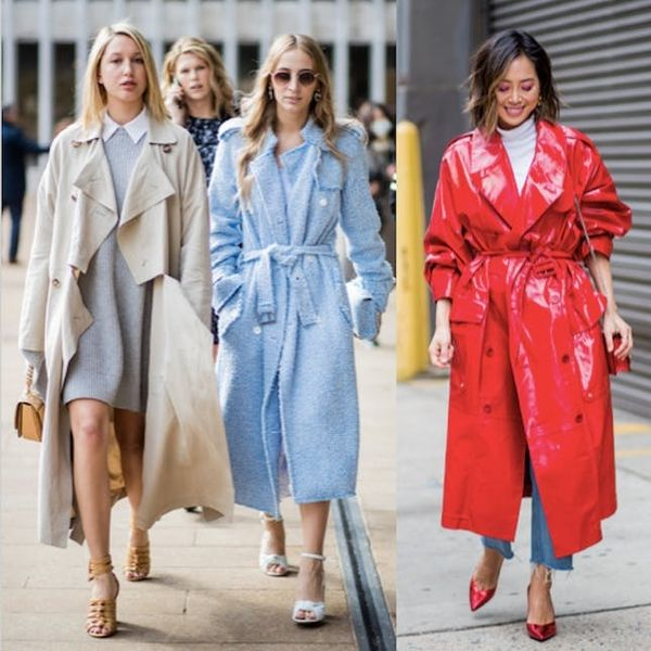 This Street Style Favorite Is Officially the Must-Have Coat of Fashion Month