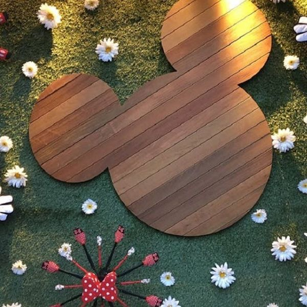 Here's Your First Look at Disney's New Home Store!
