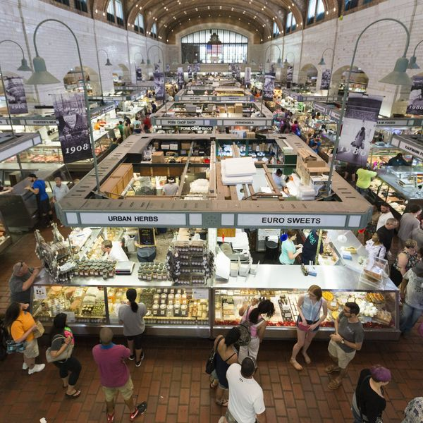 25 Food Markets Around the World You Should Visit at Least Once in Your Life