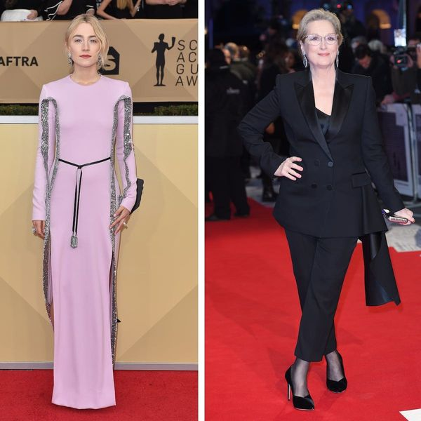 The First and Last Red Carpet Looks of the 2018 Oscars Best Actress Nominees