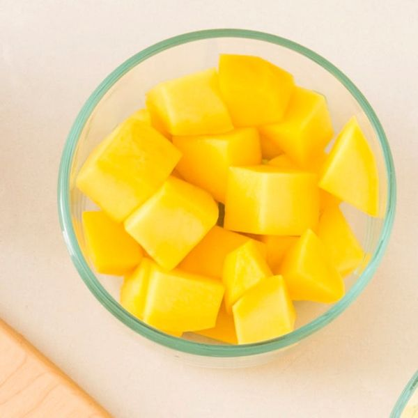 I Tried Alton Brown's Method for Cutting Mango, and It's Pure Genius