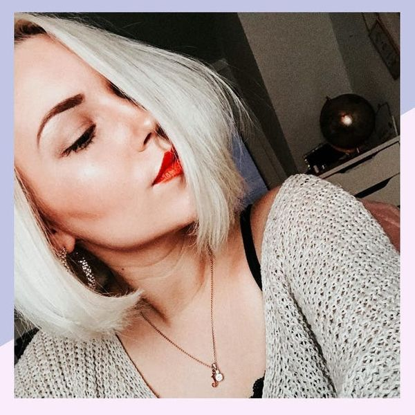 Marshmallow Hair Will Be Your New Favorite Winter Hair Color