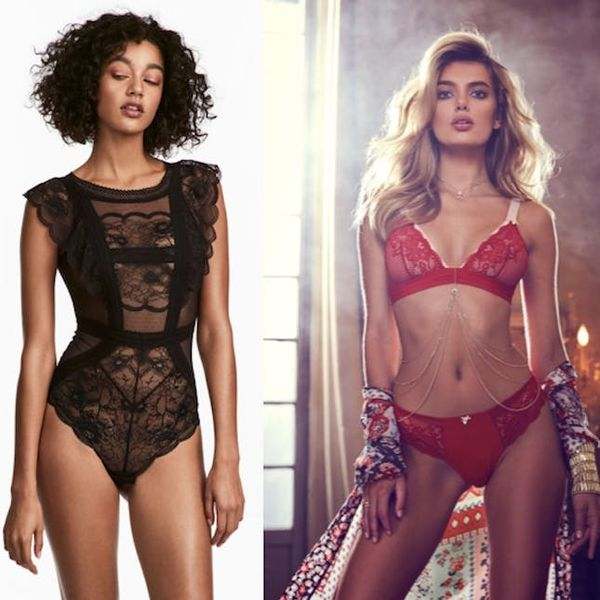 13 Sexy Lingerie Finds You'll Wear Way Past Valentine's Day