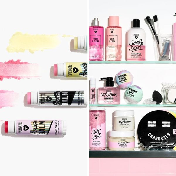 Victoria's Secret PINK's New Beauty Line Is SO Insta-Worthy, We Can Hardly Stand It