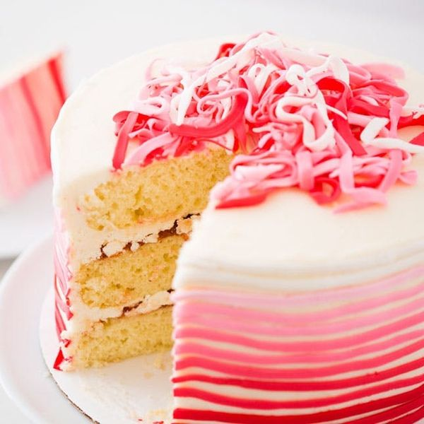 Stand Mixers FTW: How to Make an Epic Valentine's Striped Cake