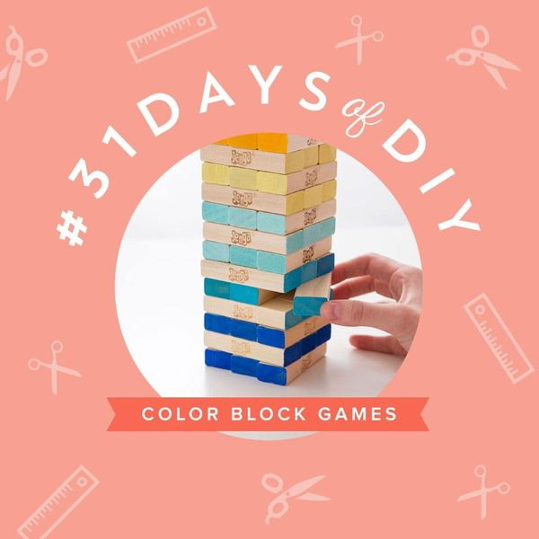 Win Game Night With Color Block Games