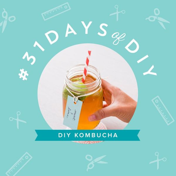 How to Brew Your Own Killer Kombucha