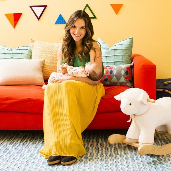 Take a Tour of Brit Morin's DIY Baby Nursery!