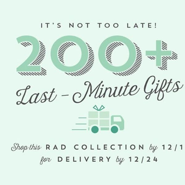 It's Not Too Late! 200+ Gifts You Can Still Get By Christmas Eve