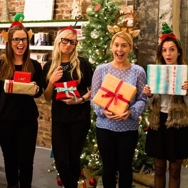 Behind the Scenes: The Ultimate Holiday Wrap Party at Brit HQ