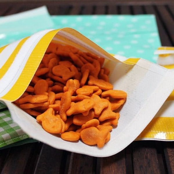 How to Make Reusable Snack Bags in Under 10 Minutes